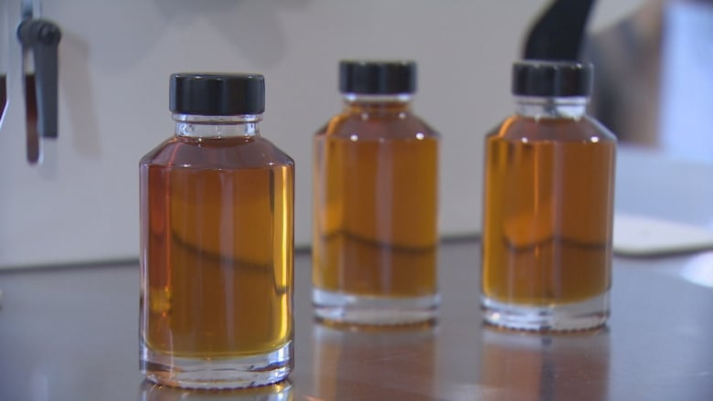 indigenous woman connects with her roots through maple syrup business  cbc news
