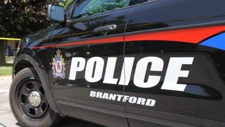 Brantford police, stock, cruiser