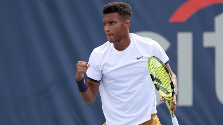 Montreal's Auger-Aliassime wins 2nd-round match at Citi Open