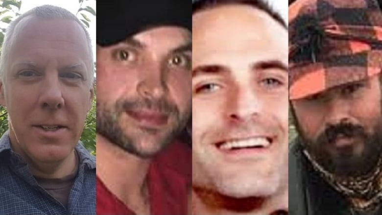 Missing men mystery: Family wonders if disappearances of 4 men somehow linked