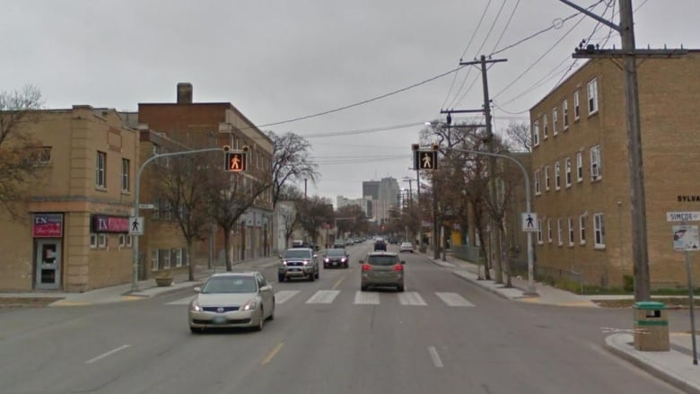 Video posted online of pedestrian hit by car a 'real