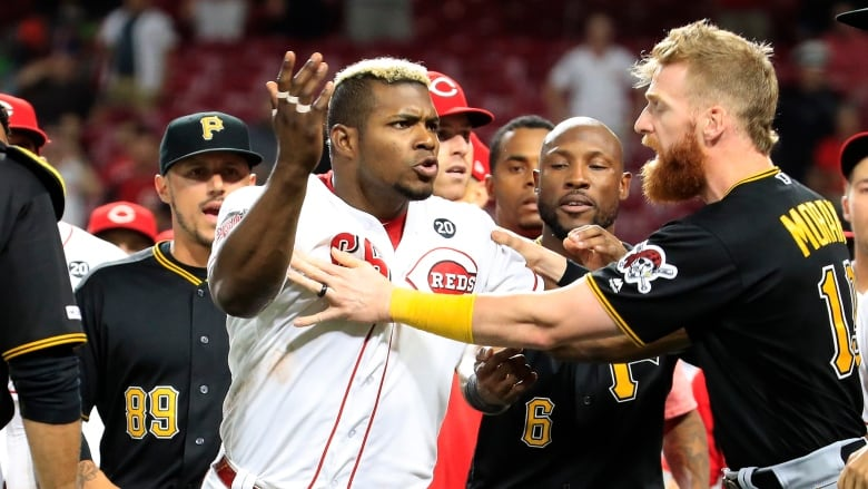 Yasiel Puig, Clint Hurdle and six others suspended in Pirates-Reds brawl