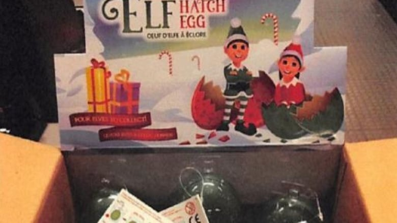 These elves shall not pass: U.S. customs stops toy shipment at Quebec-New York border