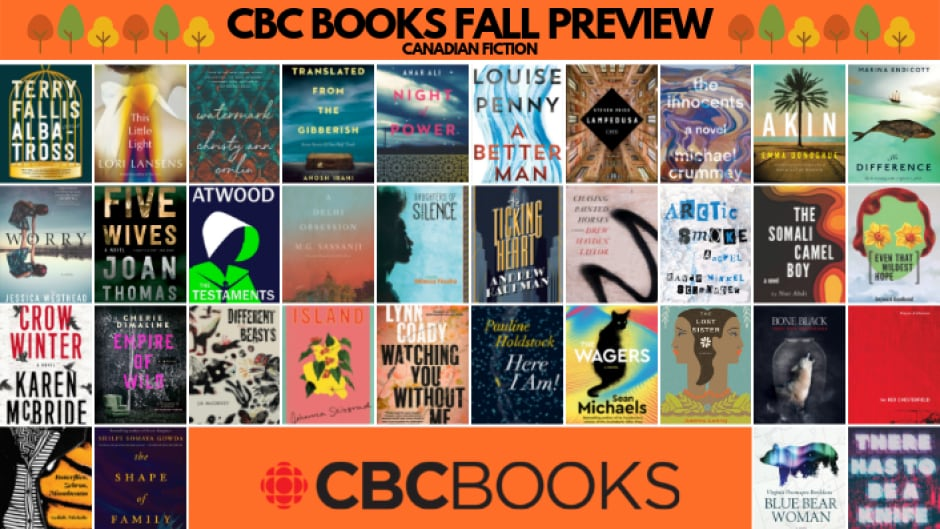 34 works of Canadian fiction to watch for this fall | CBC Books