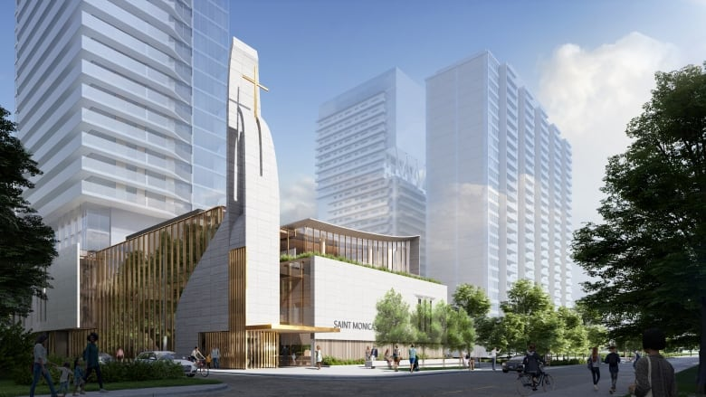 Toronto parish wants to partner with condo developer to rebuild