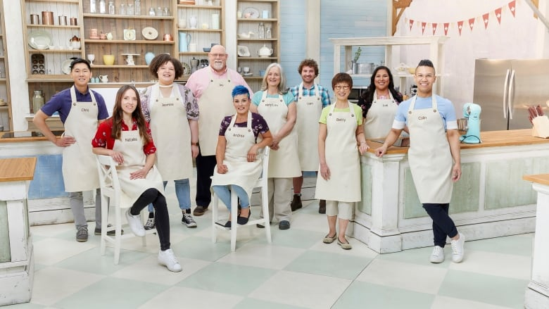 CBC Life - The Great Canadian Baking Show