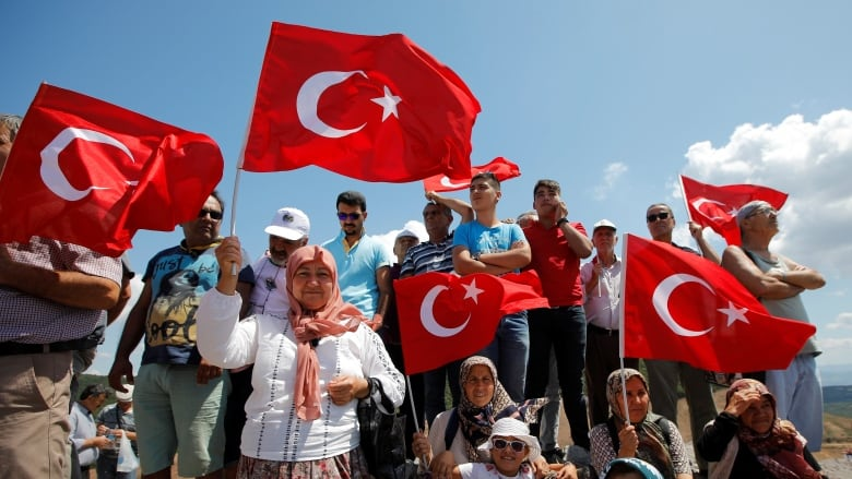 Thousands protest at Turkish gold mine owned by Canadian company