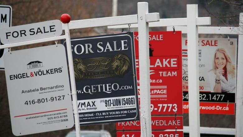 Toronto's real estate market smashes July sales record