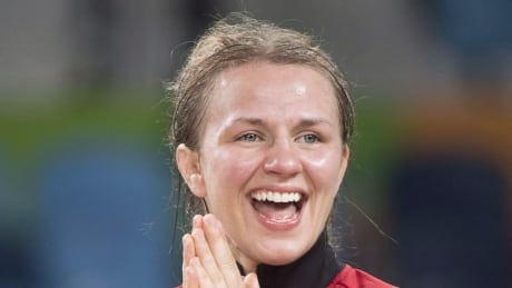 Erica Wiebe  no holds barred
