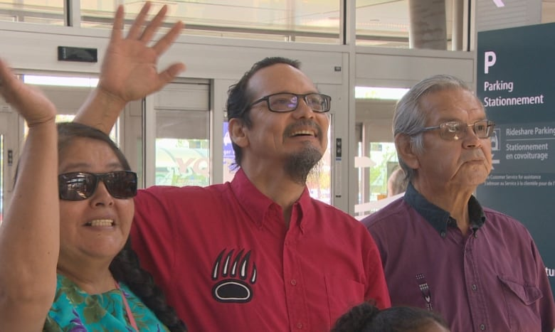 I'm home': Brothers separated by Sixties Scoop reunite after 50