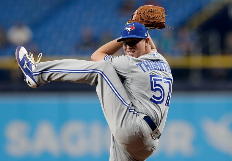 Brock Stewart solid in relief, Blue Jays beat Rays 4-3