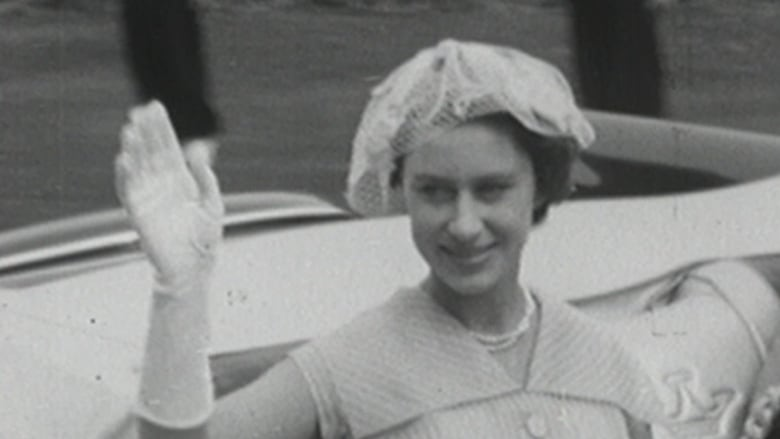 When Princess Margaret's trip to Canada included a fake 'atomic