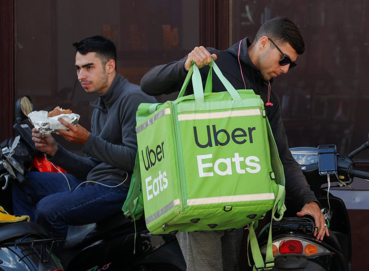 If you work for Uber or DoorDash, your boss isn't a person but an