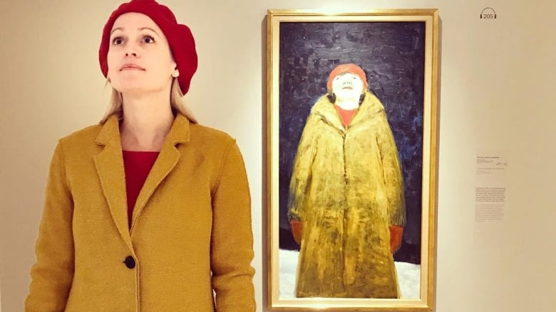 Life imitates art for globetrotting Quebecer who dresses up like paintings