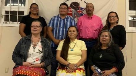 Standing Buffalo Dakota Nation Chief and Council
