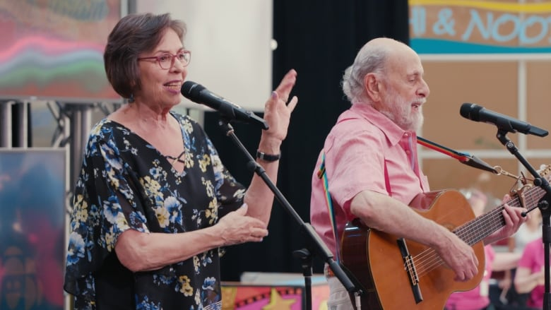 First Play Live: Sharon and Bram at CBC Kids Day