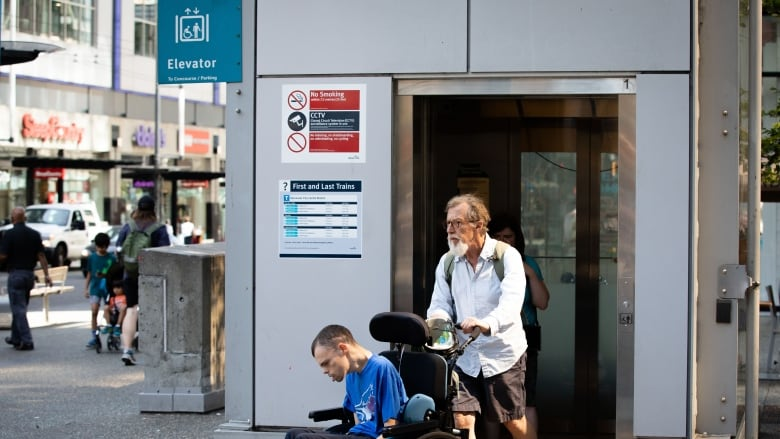 No access: what happens to transit users with disabilities when
