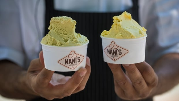Indian desserts meet gelato at this Toronto food truck | CBC News