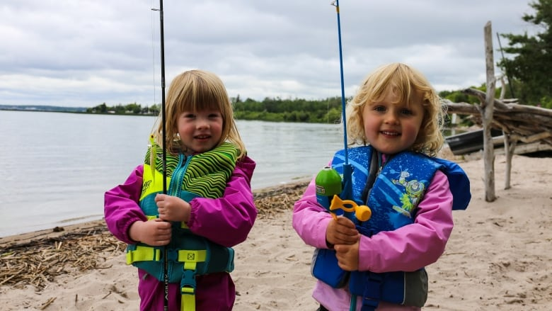 Lured in: Tips for fishing with kids