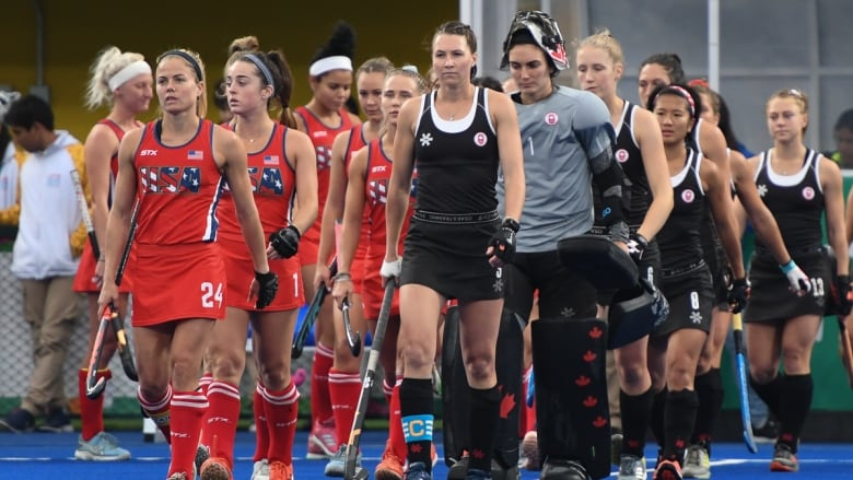 Kingston's Kate Wright goes for Pan Am gold with Canadian women's field hockey team