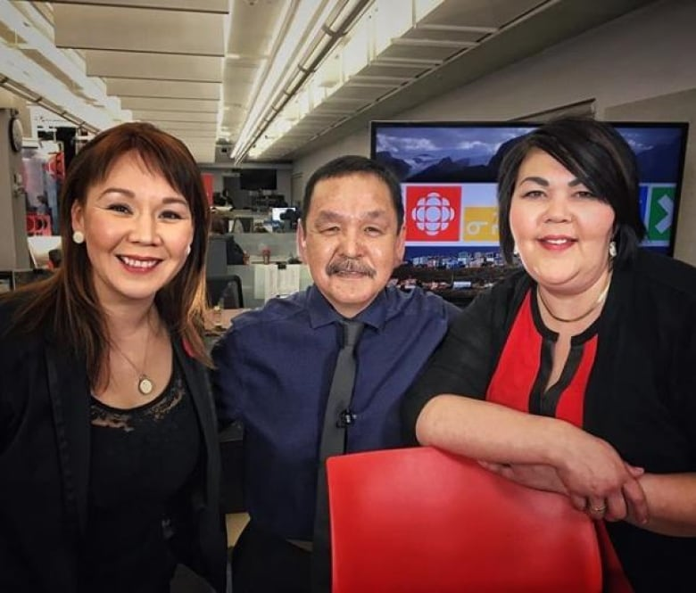 Keepers of the Language: Nunavut's newsreader has done it all, from garbage man to mayor