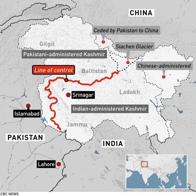 India's Supreme Court hears petition to lift some Kashmir