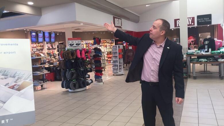 Regina airport in midst of $1 million upgrades, revamp of post
