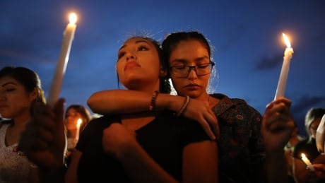 El Paso shooting vigil