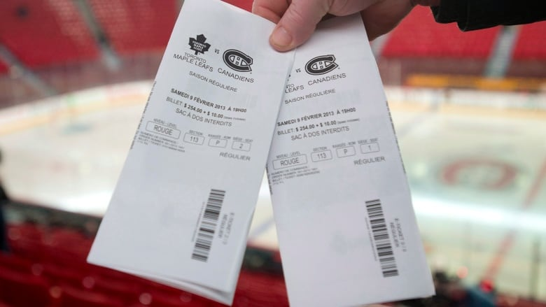 Court awards $45K in family battle over Habs season tickets   CBC News