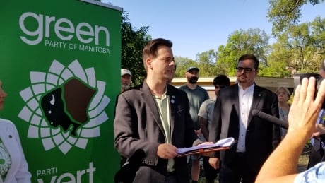 Green Party of Manitoba announce platform