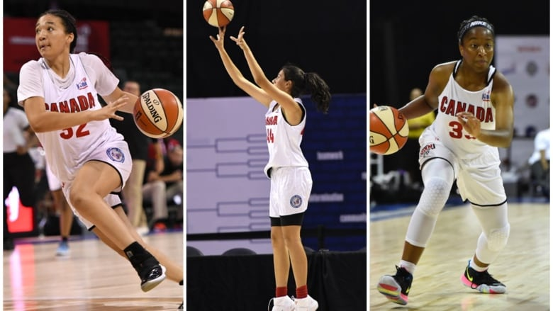 Teen basketball players from Kitchener hope to bring home