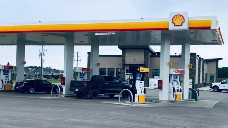 Chandeliers on the ceiling': This Alberta gas station could win