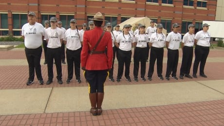 RCMP Soaring Eagles Indigenous Youth Camp 2019