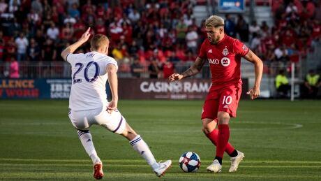 SOC MLS FC Cincinnati TFC 20190727