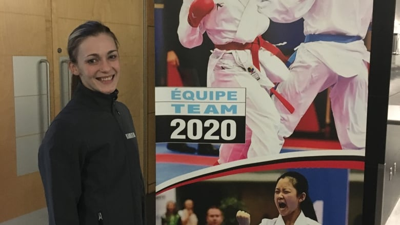Fredericton's Karate Kate wins silver at Pan Am Games