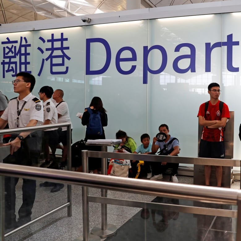 Hong Kong Airport Authority Set To Resume Flights Tuesday