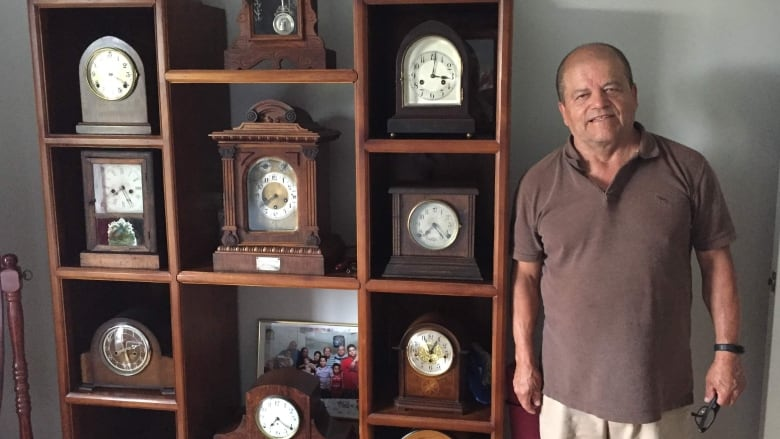 The Things We Do For Love: Making time for antique clocks