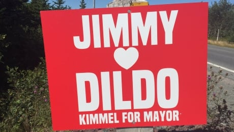 Jimmel Kimmy mayor Dildo