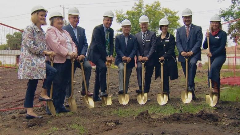Shovels break ground for Edmonton's first purpose-built hospice