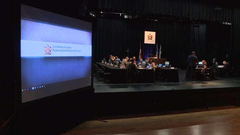 Wrapping up Muskrat Falls inquiry where it began, in Labrador