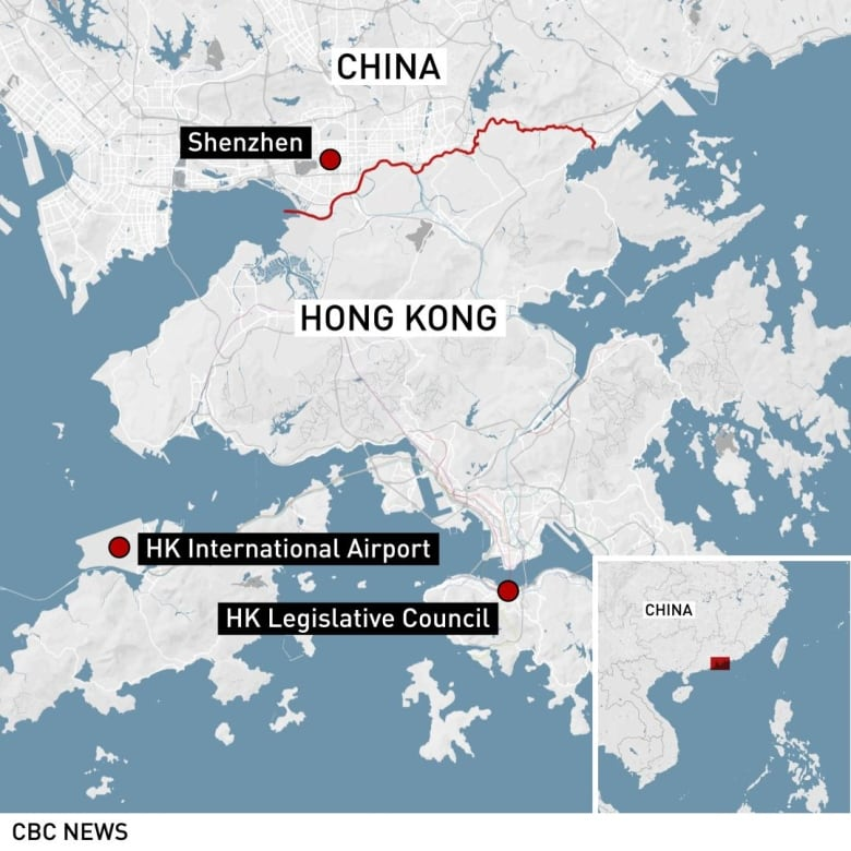Chinese state media urges action in Hong Kong after clashes, airport ...
