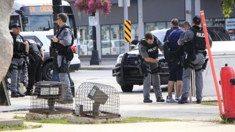 police custody