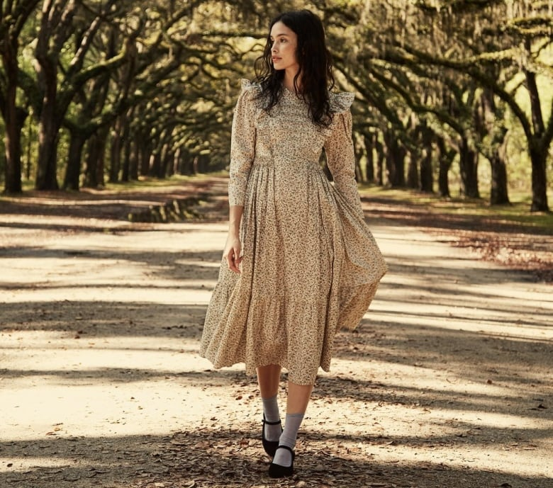 80cd68b804 Chic prairie dresses are your fall-transition secret weapon   CBC Life