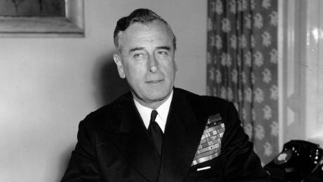 Louis Mountbatten, seen in London, in April 22, 1955 file photo