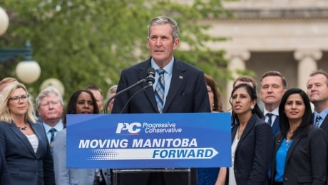 Manitoba election stretching federal Conservative resources in the province