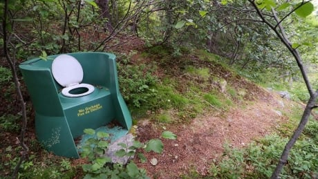 outhouse in newfoundland