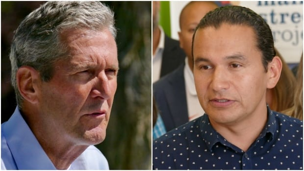 'It's starting to look pretty dire': PC support in Manitoba plummets, NDP fortunes rise: poll   CBC News