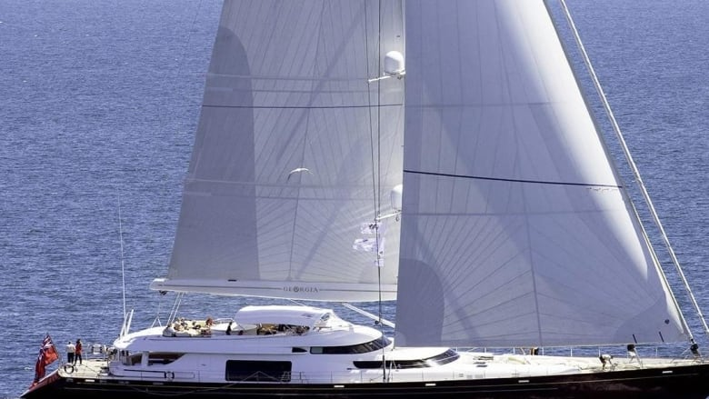 Fancy yourself a new (used) superyacht? Check out this $12.9M beast in St. John's