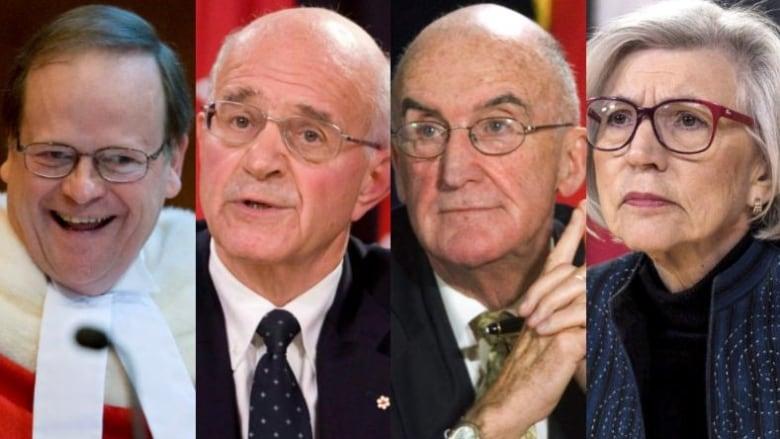 How 4 ex-Supreme Court justices got caught up in SNC-Lavalin affair
