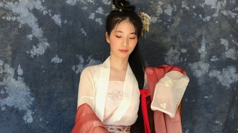Traditional Chinese clothing inspires a budding fashion in Saint John